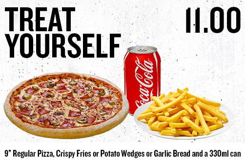 Pizza hut clontarf online dating 2